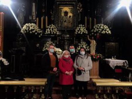 Maturzyści Archidiecezji Łódzkiej pielgrzymują